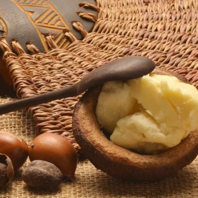 "African SHEA BUTTER 100% Natural Grade ""A"" Unrefined"