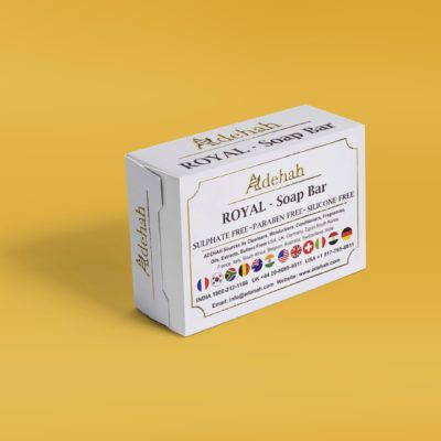 Royal Soap Bar