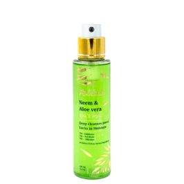 Neem and Aloe vera Face Mist (Deep cleansing)